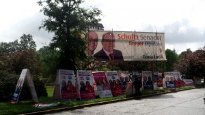 Wahlkampf in Chile